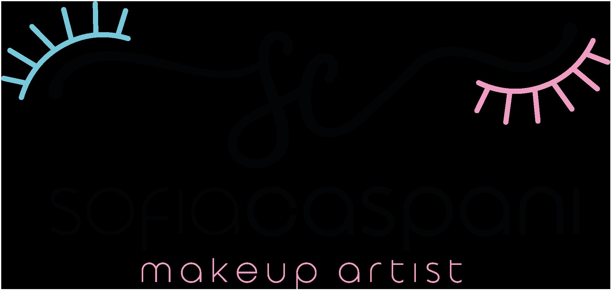 Sofia Caspani makeup artist